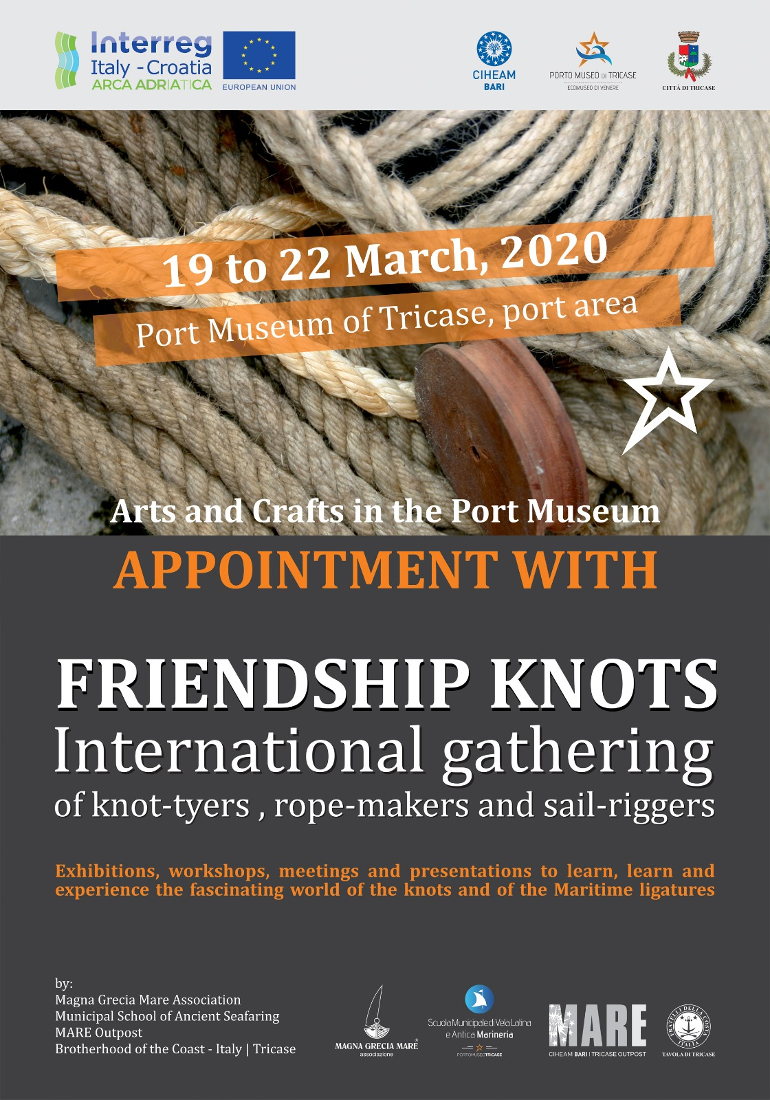 ENG FRIENDSHIP KNOTS 19 22 marzo 2020